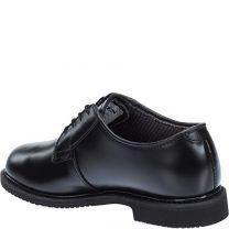 Bates Women's Lites Balck Oxford Shoes Round Toe Black