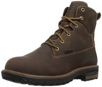 """Timberland PRO Women's Hightower 6"""" Alloy Toe Waterproof Industrial and Construction Shoe"""