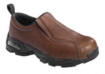 Nautilus Safety Footwear Men's 4620 Soft Toe ESD No Exposed Metal Slip On