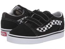 T Old Skool V(UJJ) (SIDESTRIPE V) Black/True White