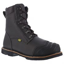 """Iron Age Men's Thermo Shield 8"""" Smelter's Work Boot"""