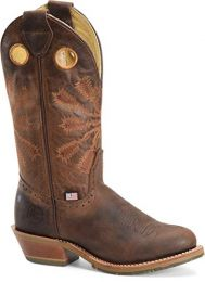 Double-H Boots - Womens - Womens 12 inch R Toe Work Western