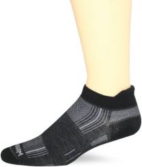 WrightSock Men's Stride tab Single Pack