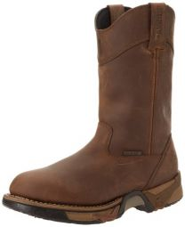 Rocky Aztec Waterproof Camo Pull-On Boots