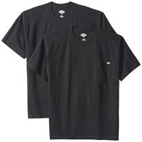 Dickies Men's 2-Pack Short-Sleeve Pocket T-Shirts