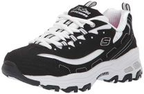 Skechers Kids' D'Lites-Biggest Fan Sneaker