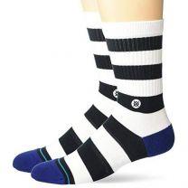 Stance mens Crew Sock Mariner St