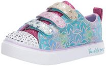 Skechers Kids' Twinkle Breeze 2.0-Sparkle Du Sneaker