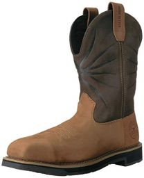 Irish Setter Men's Walker Safety Toe Western Boot