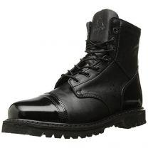 """Rocky FQ0002091 Men'sS 7"""" Zip Boot Medium 7 Duty Boots"""