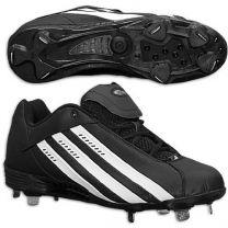 Adidas Clima Phenom Lo Cleats Baseball Shoes White Mens