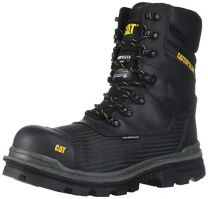Caterpillar Men's Thermostatic Ice+ Waterproof TX CT/Black Industrial and Construction Shoe