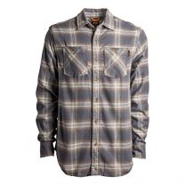 Timberland PRO Men's A1P41 Woodfort Flex Flannel Work Shirt