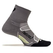 Feetures! - Elite Light Cushion - Quarter - Athletic Running Socks for Men and Women