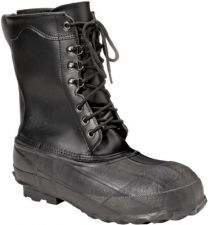 """Ranger 11"""" Men's Apun Suede Leather & Rubber Thermolite Insulated Pac Boots"""