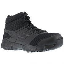 "Reebok Men's 5"" Dauntless Ultra Light Tactical Boots, Black"
