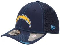 New Era Los Angeles Chargers NFL Neo 39THIRTY Stretch Fit Cap