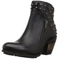Harley-Davidson Women's Wexford 3.75-Inch Black or Grey Fashion Booties D84125