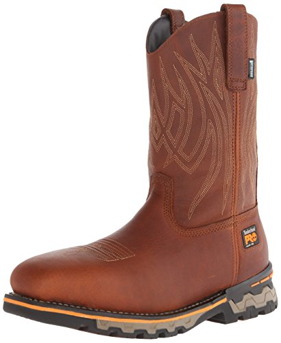 099a2ab74f9 Details about Timberland PRO Men's AG Boss Pull-On Alloy Square-Toe Work  and Hunt Boot Color R
