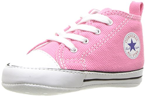 Details about Converse Kids' First Star High Top Sneaker Color PINK