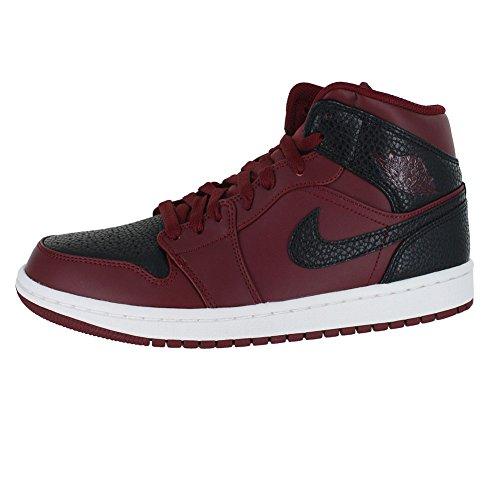 Nike air jordan 1 männer mitte der basketball - - - schuh 2625f1