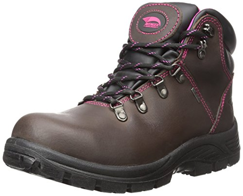 Avenger Safety Footwear Avenger 7125 Womens Waterproof Safety Toe EH SR Hiker In