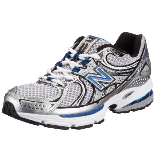 93dcafea1dd9f New Balance Men's MR760 Nbx Stability Running Shoe Color Silver/Blue ...